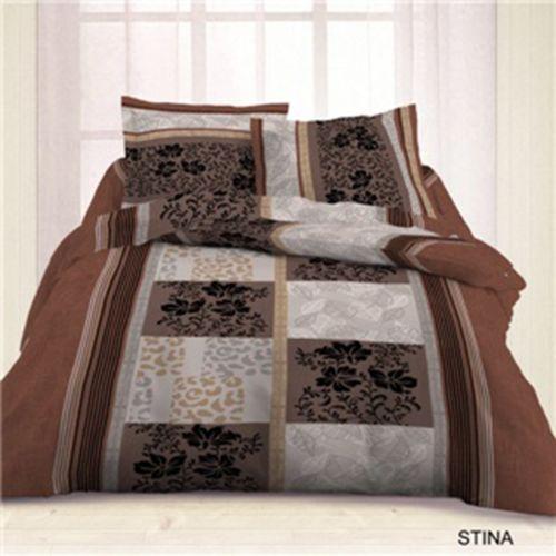 comforium lit sur lev 90x200 cm en h tre avec 1 d me et tunnel en tissu coloris bleu et blanc. Black Bedroom Furniture Sets. Home Design Ideas