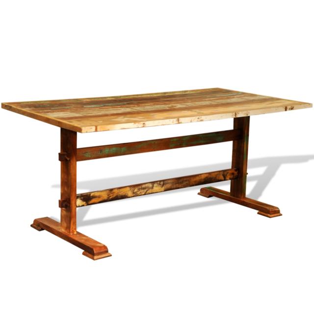 rocambolesk superbe table manger antique vintage neuf. Black Bedroom Furniture Sets. Home Design Ideas
