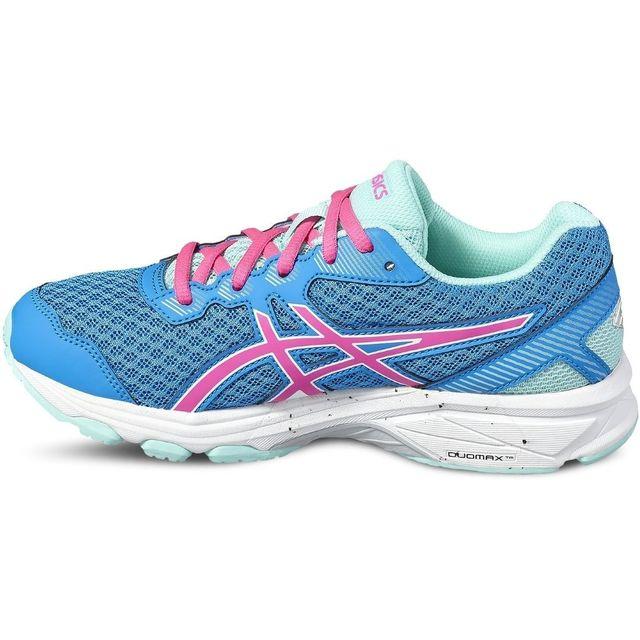 6214cb5d332de Asics - Gt-1000 5 Gs C619N-4320 Enfant mixte Baskets Rose 39 1 2 - pas cher  Achat   Vente Chaussures running - RueDuCommerce
