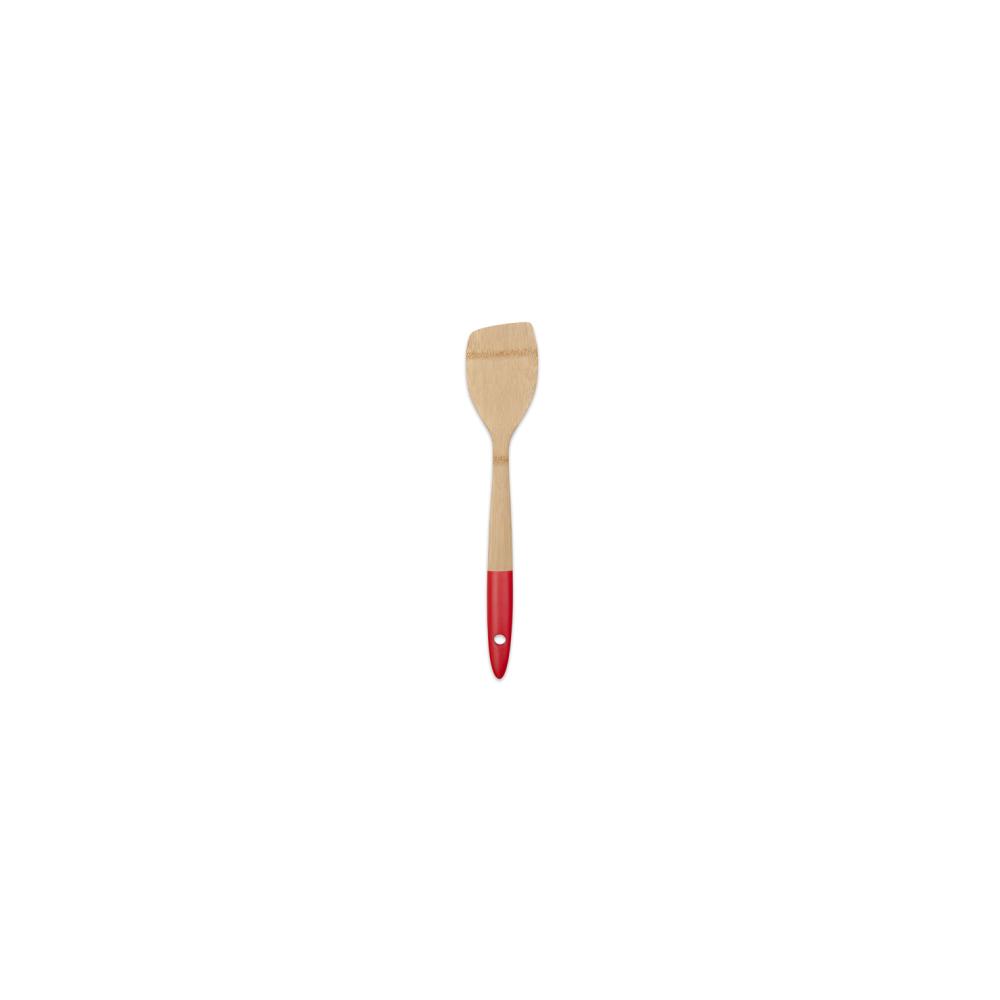 Pebbly - Spatule de cuisine rouge 30 cm