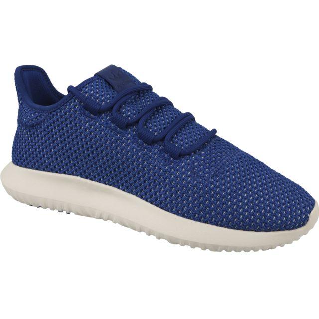 cher Achat Shadow Vente pas Ck Adidas Bleu B37593 Tubular 6Y04z