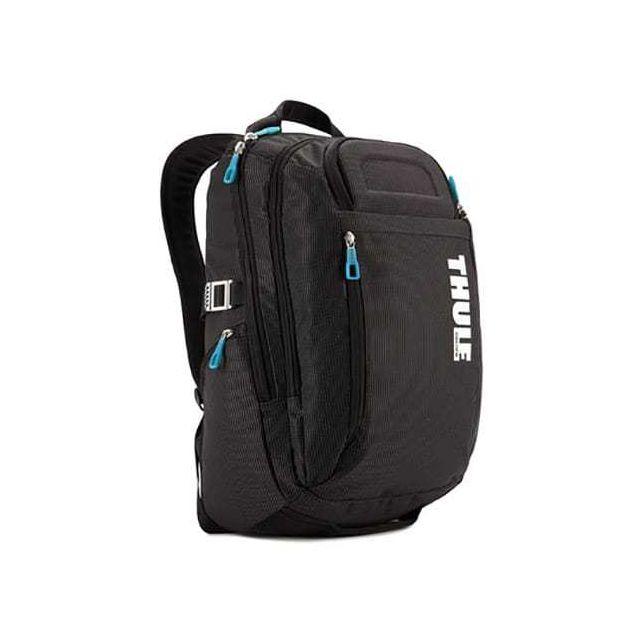thule sac dos crossover 21l backpack noir pas cher achat vente bagages v lo. Black Bedroom Furniture Sets. Home Design Ideas