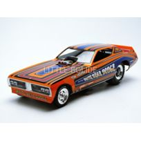 Auto World - Dodge Charger Funny Car - White Bear 1971 - 1/18 - Aw1161