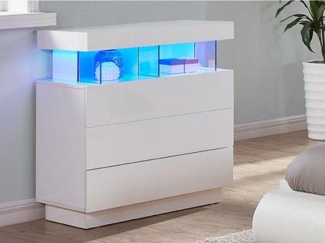 commode noire et blanche air max pas cher commode noire. Black Bedroom Furniture Sets. Home Design Ideas