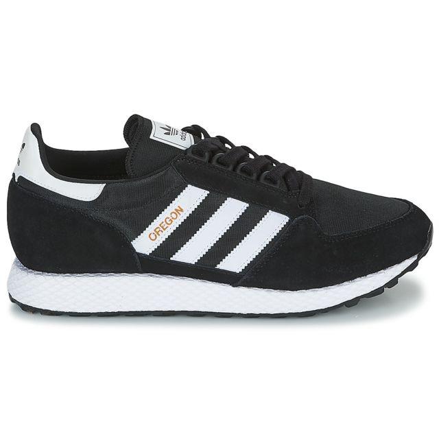 dbc6115c10559f Adidas - Basket mode Originals Forest Grove B41550 - pas cher Achat ...