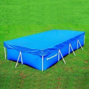 Best Way - Bâche Bestway pour piscine tubulaire 400 x 211 cm