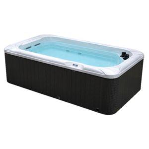 spark spa de nage rigide rectangle 2 jets pas cher. Black Bedroom Furniture Sets. Home Design Ideas