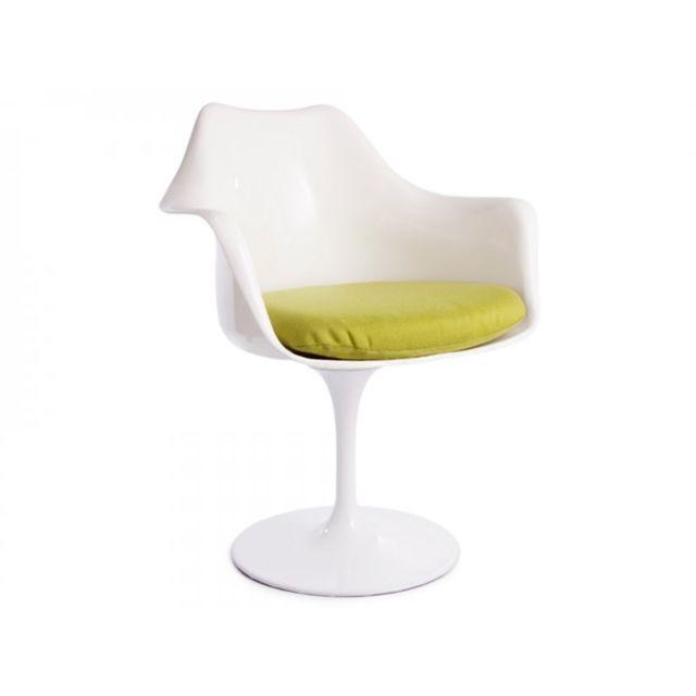 Vente Famous Pas Achat Cher Fauteuil Tulip Saarinen Design jRL4A5