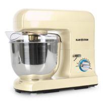Klarstein - Gracia Morena Robot de Cuisine 1000W 5L Creme