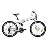 Tucano - Vélo électrique pliant Hide Bike Mtb blanc