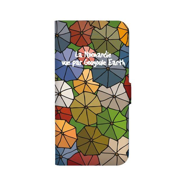 Hihihi - Etui folio La Normandie vue par Gougoule Earth pour iPhone 5 5S -  pas cher Achat   Vente Coque, étui smartphone - RueDuCommerce 58a03590ed27