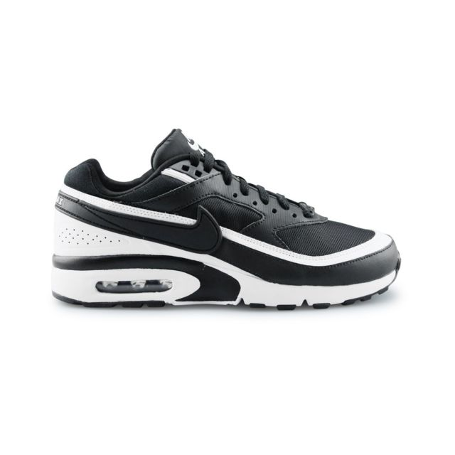 more photos 66e0d 5a8c5 Nike - Air Max Bw Junior Noir - pas cher Achat   Vente Baskets enfant -  RueDuCommerce