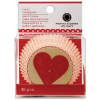 Martha Stewart - Cupcake Encapsule 48/PKG-COEUR & Love