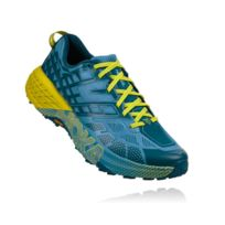 Hoka One One - Speedgoat 2 Bleue Midnight Chaussures de trail