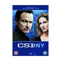 Momentum - Csi: Crime Scene Investigation - New York - Complete - Season 4 Import anglais
