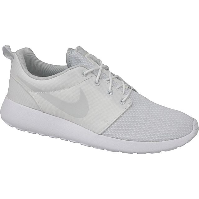 size 40 54714 9b4e3 Nike - Roshe One Se 844687-101 Blanc - pas cher Achat   Vente Baskets homme  - RueDuCommerce
