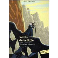 Gallimard-jeunesse - Recits de la bible