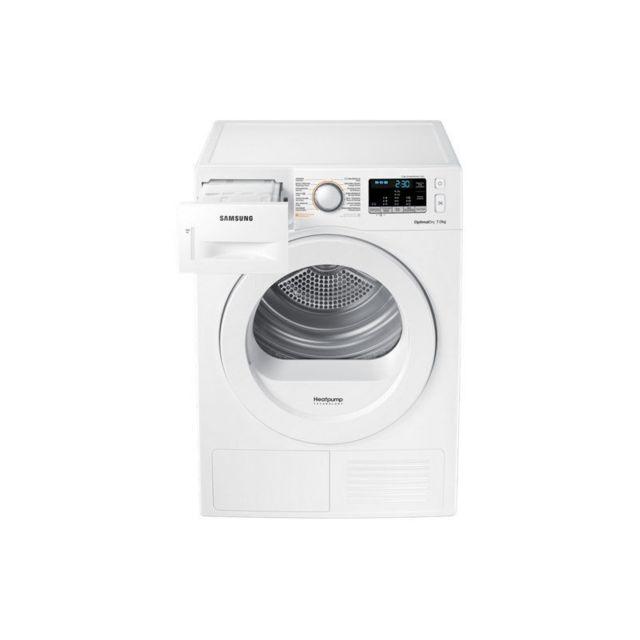 Samsung Sèche-linge à condensation - DV70M5020KW - Blanc