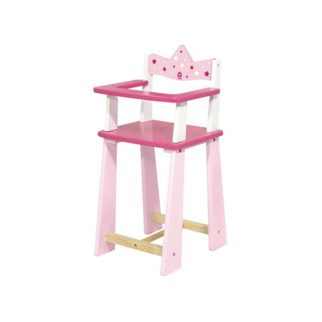 House Of Toys Chaise haute Princesse