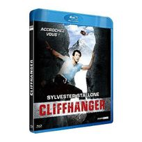 Universal Studio Canal Video Gie - Cliffhanger - Traque au sommet Blu-Ray