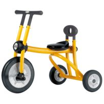 Italtrike - tricycle 4/6ans jaune
