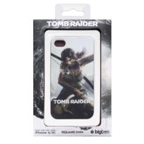 Bigben Interactive - Coque De Protection Pour Iphone 4 Licenciee Tomb Raider
