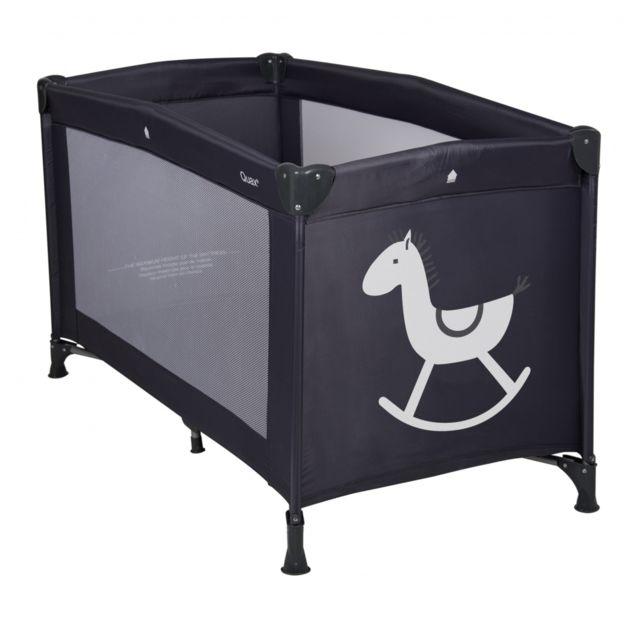 Quax Lit parapluie Cheval à bascule Rocking Horse