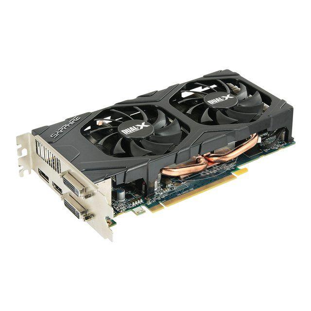 Sapphire - Radeon Hd 7850 Oc - Carte graphique - Radeon Hd 7850 - 2 Go Gddr5 - Pci Express 3.0 x16 - 2 x Dvi, Hdmi, DisplayPort - Pour la vente au détail