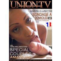 Union Tv - Sondage à domicile n°3