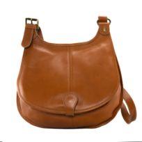 Oh My Bag - Sac à main besace femme cuir souple - Modèle M