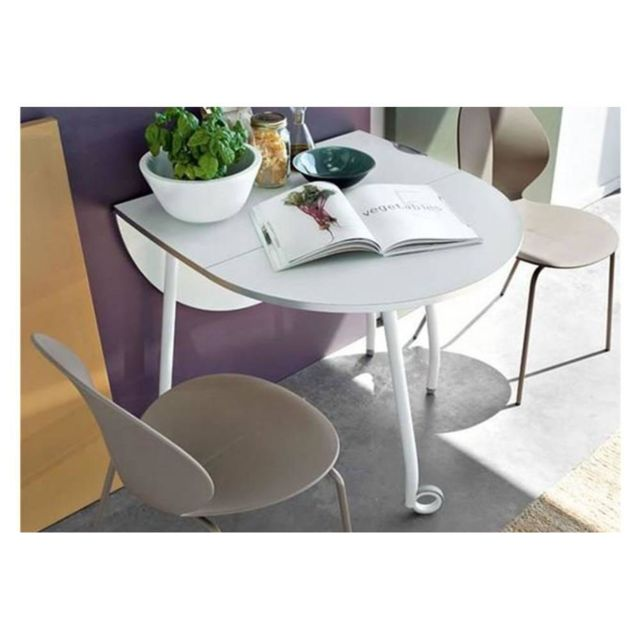 Table console pliante top s duisant table cuisine pliante - Console pliante pour tablette rabattable ...