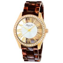 Kenneth Cole - Montre femme Transparency Ikc4861