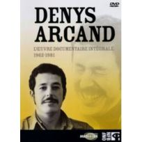 Office National du Film du Can - Denys Arcand, l'oeuvre documentaire intégrale 1962-1981
