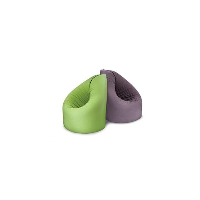 Conforeva Day Confort| Vert | Convertible en matelas d'appoint | Intérieur / Extérieur