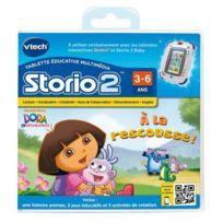 Vtech - Jeu pour console de jeux Storio 2 : Dora l'Exploratrice