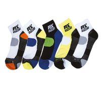 Rx Sport - Lot de 5 paires de chaussettes homme Performance