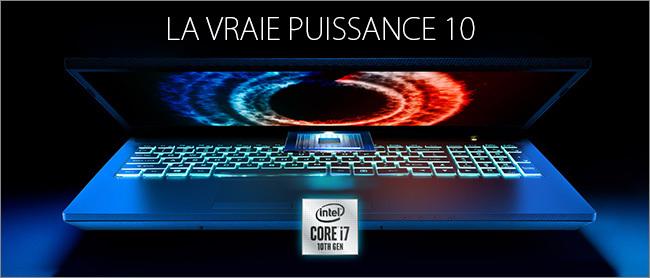 Aorus - Processeur Intel Core i7 10th