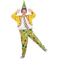 Boland - Déguisement De Jimbo Le Clown - Enfant7/9 ans 120 à 132 cm