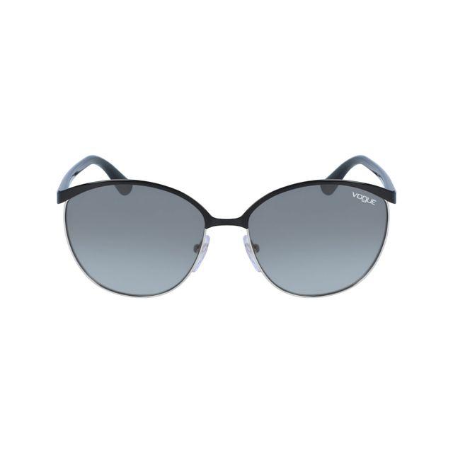 Vogue - Vo-4010-S 352 11 Noir - Argent - Lunettes de soleil - pas cher  Achat   Vente Lunettes Tendance - RueDuCommerce 3c03a9373215