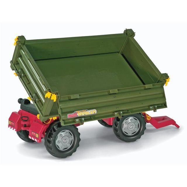 Rolly Toys 125005 Remorque pour tracteurs
