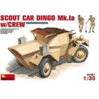 Miniart - Maquette Scout car Dingo Mk.1a