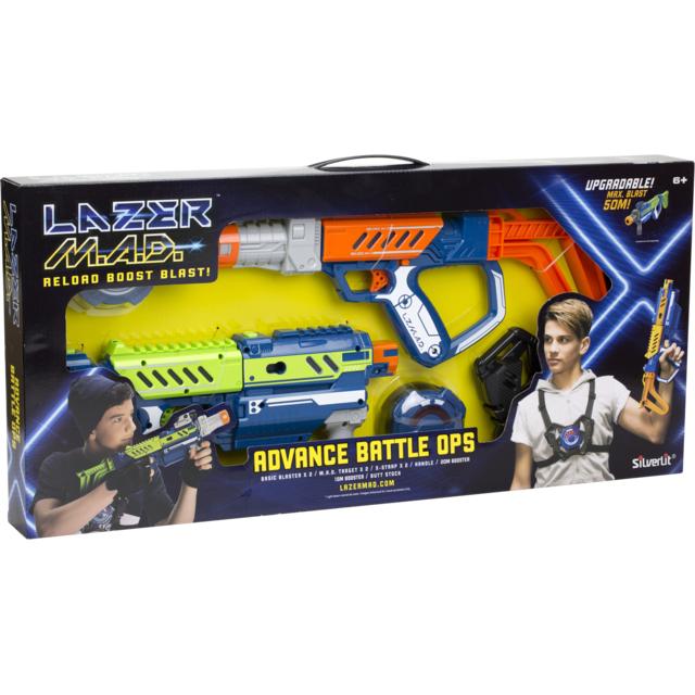 RUE DU COMMERCE LazerM.A.D Kit Deluxe - 86848