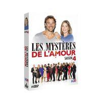 TF1 - Coffret intégral de la Saison 4 - Dvd