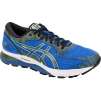 buy popular 64434 fd0fe Asics - Gel Nimbus 21 Bleue chaussure running