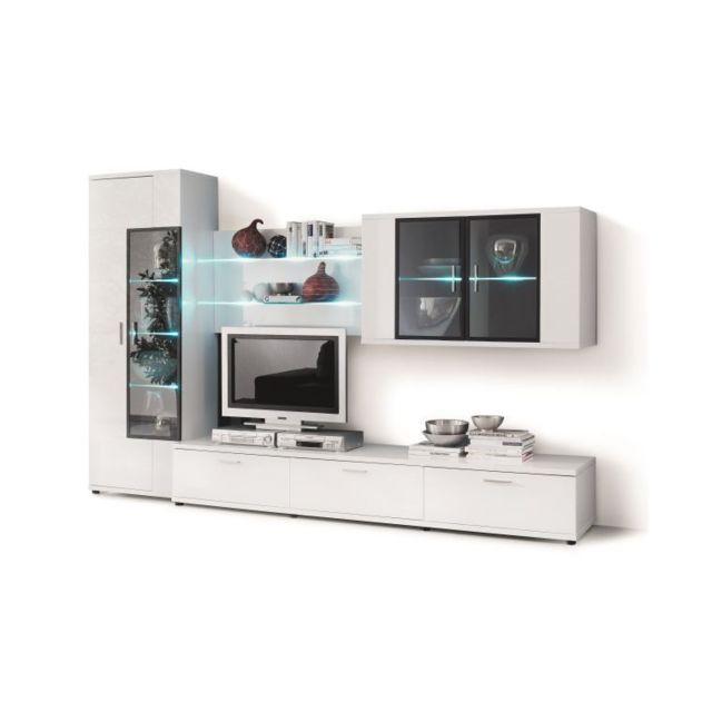 House and Garden - Ensemble Meubles Tv Complet Design Corano ...