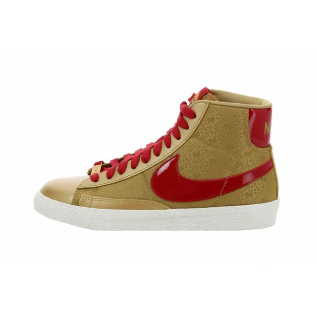 Nike cher Basket Blazer Mid Yoth 631663 706 pas cher Nike Achat   Vente 2db9d9