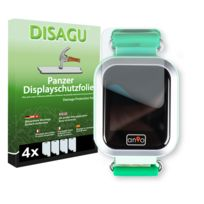 Disagu - Anio 3 Touch film de protection d'écran - 4 x Film blindé pour Anio 3 Touch film de protection contre la casse