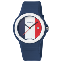 M+WATCH - Montre Homme MAXI France - WYO.15210.RD