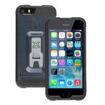 Armor-x - Coque Rugged iPhone Se protection renforcée avec clip ceinture