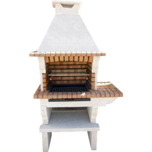 deco granit barbecue en pierre reconstitu e et brique. Black Bedroom Furniture Sets. Home Design Ideas